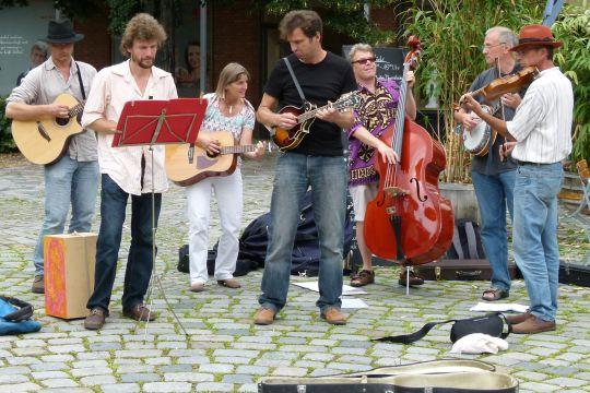 Straßenmusik Nürnberg